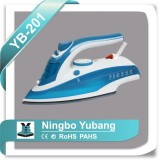 YB-201 Small Home Appliances Dry Steam Electric Iron