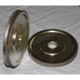 Metal Bond Grinding Wheels For Beveling Grinding And Drilling For Quartz Glass Automotive Glass Opti