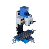 Table Drilling And Milling Machine Small Milling Machine High Precision Milling Machine Bench Multi-