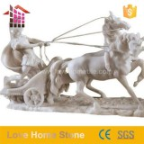 Abstract Outdoor Garden Horse Stone Sculpture With Best Quality And Low Price