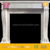Wholesale Antique Marble And White Stone And Limestone For Fireplace And Mantels