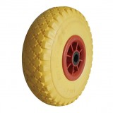 PU Tyre With Plastic Rim 10inch
