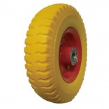 8inch PU Tyre With Rim