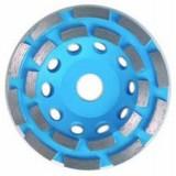 Double Row Diamond Cup Grinding Wheels ISO Certified MPA Certified EN13236 EU Standards