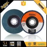 Passed ISO,MPA Flap Discs For Inox (ZA) ISO Certified MPA Certified EN13743 EU Standards