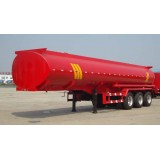 3 Axles, 40,50 Cbm Chemical Liquid Carrier