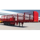 Step Wise Fence Cargo Truck Stake Truck For Livestock Carrier