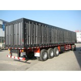 80t~100t Side Door, 3 Axle,Tri Axle Heavy Duty, Dry Van Trucking, Freight, Flatbed, Truck , Cargo, B