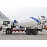 Diesel Engine 12 Cubic Meters Of Concrete Mixer