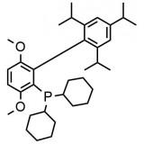 2-(Dicyclohexylphosphino)-3,6-dimethoxy-2',4',6'-tri-i-propyl-1,1'-biphenyl/CAS