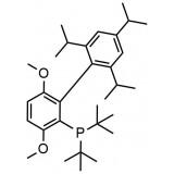 2-(Di-t-butylphosphino)-3,6-dimethoxy-2',4',6'-tri-i-propyl-1,1'-biphenyl/CAS NO
