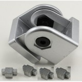 Pivot Joints For Aluminum Profiles With Different Dimensions