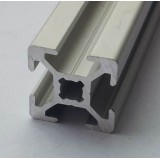 Heavy Duty European Version Anodized 6063 Aluminum Profiles With Varies Dimensions