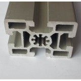 Light European Version Anodized 6063 Aluminum Profiles With Varies Dimensions
