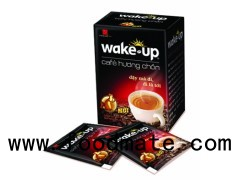 WAKE UP – WEASEL COFFEE