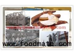 cassava starch production line china