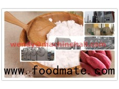 sweet potato starch processing machinery comemrcial