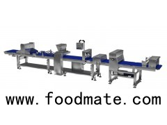 ZL-1168 type  Danish Pastry Forming Line