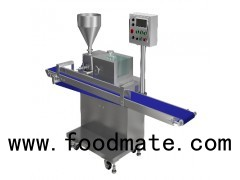 Cleavage grouting machine