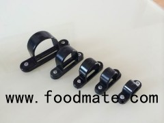 32MM PLASTIC SPACER BAR SADDLE PVC STRAP SADDLE FOR ELECTRICAL CONDUIT