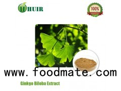 GMP factory supply ginkgo biloba extract, ginkgo biloba,ginkgo biloba capsule for medicine