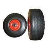 10inch PU Foam Wheel For Hand Trolley