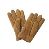 Split Cow Leather Gloves Safety Work Gloves