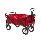 Outdoor Multifunctional Folding Carts With Canopy