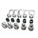 Top Quality Professional Small Order Aluminium Cnc Parts Rapid Prototype