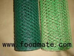 Hot Dipped Galvanised Iron Hexagonal Wire Netting