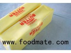 Unsalted butter 82%Fats