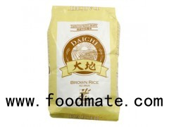 California select Quality Medium Grain BROWN rice 6.80KG [stock#23695]