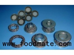 stainless steel compressed knitted wire mesh gaskets