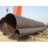 High Frequency Saw Welded Pipe Roll Forming Line ,spiral Welded Pipe Mill