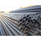 Hot Sale Erw Carbon Welded Thin Wall Steel Round Pipe