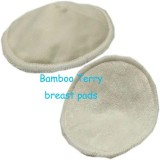 Absorbent Bamboo Mommy Nursing Pads, Comfortable Breast Pads, Milk Pads