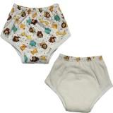 Waterproof Baby Kids Bamboo Training Pants Toddler Potty Training Pants One Size Fits All Potty Trai