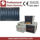 PP PE PVC Plastic Double Wall Corrugated Pipe Perforator