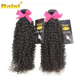 Top Grade Wholesale Bulk Sale Malaysian Virgin Curly Hair Bundles, Curly Hair Weave, Very Thick And