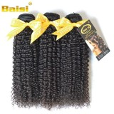 Baisi Best Wholesale Virgin Hair Weave Peruvian Virgin Curly Hair Extension 8-28inch Free Shipping,