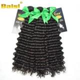 Baisi Factory Brazilian Virgin Hair Deep Wave 8-30inch In Stock Top Selling Unprocessed Brazilian De