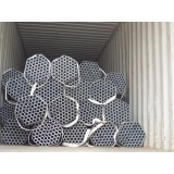 Hot Dipped Galvanized High Frequency Welded Carbon Steel Scaffolding Tube Pipe