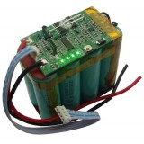 4S 14.8V Battery Pack With SMBUS Portable Power Solutions For Medical Devices