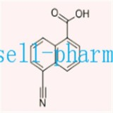Best Quality , Professional Service And Bottom Price Of 5-bromonaphthalene-1-carbonitrile (3839-20-1