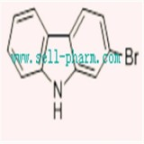 High Purity/ Bottom Price 2-broMidecarbazole(3652-90-2) In Stock Supplier From China