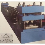 15-20m High Speed Guardrail And Signpost Roll Forming Machine