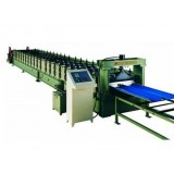 Lap Joints ,bite Edge And Withhold Structure Corrugated Board And Pressure Plate Production Line