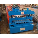 Wall Roof Door Panel Roll Forming Machine With High Speed, Automatic