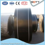 China Manufacturers Acid And Alkali Resistant Mining Black High Tensile Strength Rubber Conveyor Bel