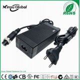 25.9V Li Ion Battery Charger With 29.4V 2A For Electric Scooter Battery Charger